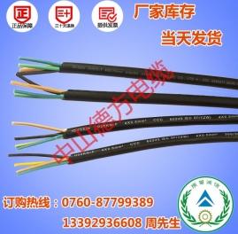 分析橡胶电线电缆产品结构的名称与材料