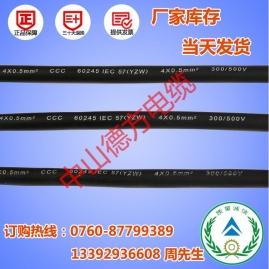 橡胶电线电缆主要由几个部分