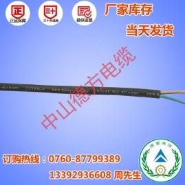 橡胶电源线生产厂家结构尺寸的主要问题