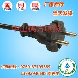橡胶电源线插头
